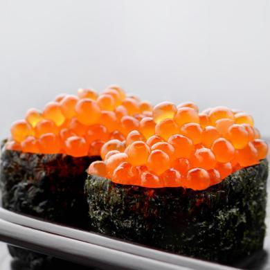 三文魚籽250g/盒 大顆 秋鮭魚卵大粒鮭魚籽三文魚子