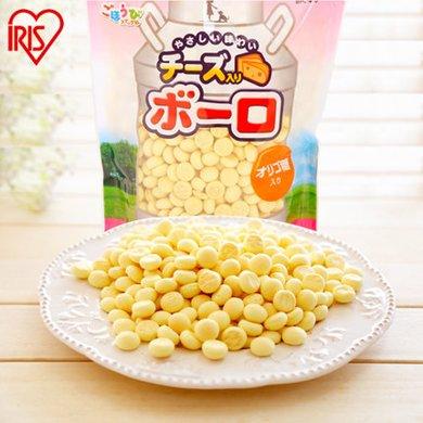 愛麗思IRIS 寵物零食狗狗餅干磨牙奶味小饅頭BPC-450