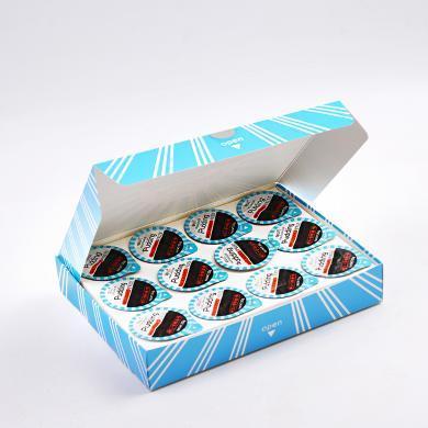 12顆盒裝貓布丁貓零食寵物食品獎勵布丁貓布丁魚肉零食