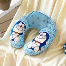 休闲枕 磁石U型枕护颈枕记忆棉卡通U型枕头办公用飞机旅行午睡枕头