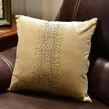 DEVY欧式沙发床家居靠垫套抱枕靠枕套现代简约布艺抱枕家居装饰品