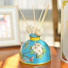 墨菲 新古典無火陶瓷香薰創意時尚擺件家居裝飾客廳家用香薰瓶