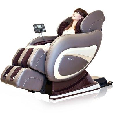 國奧SL曲導軌按摩椅Z006SL零重力零空間音樂太空艙家用按摩椅