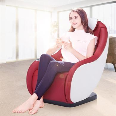 KGC卡杰詩電動智能按摩椅 小型家用全自動全身多功能按摩沙發家用按摩器