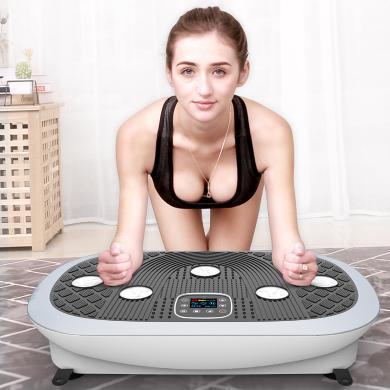 居康甩脂机抖抖机懒人家用震动减肥神瘦腰瘦肚子腰带燃脂运动器材