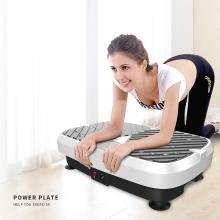 居康甩脂机抖抖机懒人家用震动减肥神瘦腰瘦肚子带拉绳遥控器
