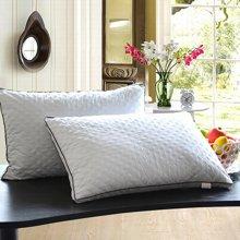 芒更家纺立体抗菌防螨枕 枕头 枕芯