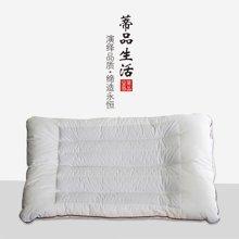 蒂品生活 定型枕荞麦枕 荞麦两用枕芯 天然荞麦壳多用枕 午睡枕头  扁平型枕头