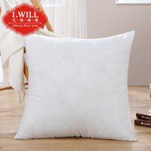 艾维婚嫁 抱枕芯 对装沙发靠垫芯子 靠芯一对 靠枕芯 抱枕枕芯