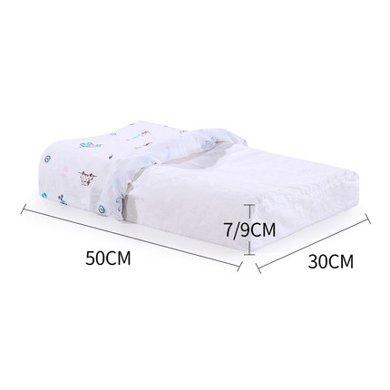 napattiga泰國進口天然兒童乳膠枕