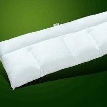 帝豪家纺 双人长枕头 1.2米 1.5米 长枕芯 情侣枕 护颈枕 保健枕 可水洗