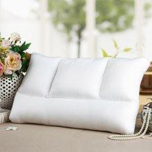 帝豪家纺 专柜正品 枕头枕芯 护颈枕 成人全棉单人用长方形枕头芯