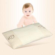 帝豪家纺 彩棉婴儿枕头?#38041;?#24188;儿园儿童枕头宝宝定型枕新生儿0-1-3岁