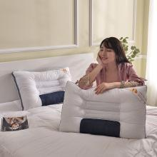 DREAM HOME 立体蓝边决明子枕 保健枕头枕芯268801