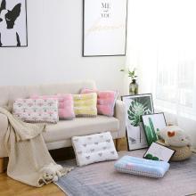 DREAM HOME 全棉六层纱卡通儿童枕头枕芯护颈枕577802
