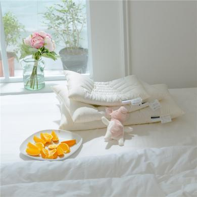 DREAM HOME 純棉枕頭枕芯定型枕酒店枕護睡型寶寶梯度枕542800