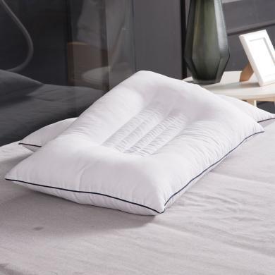美眠康家紡多喜愛出品成人單人水洗枕決明子枕頭 全棉功能蕎麥枕芯