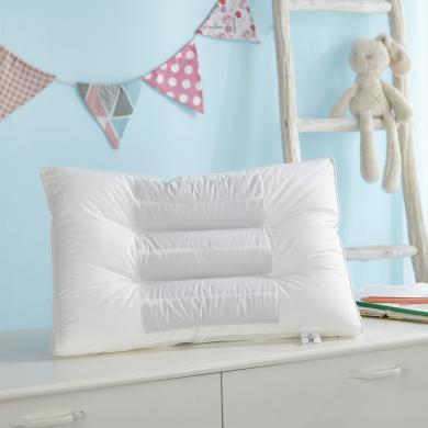 雅兰家纺 全棉天然决明子儿童枕小孩子枕芯1-5岁枕 送枕套 决明子儿童枕