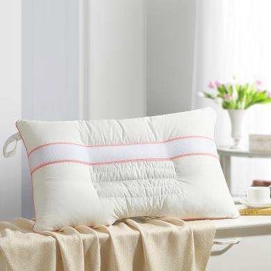 【爆款!79元/對】雅蘭家紡 決明子枕芯  親膚面料透氣枕頭 頸椎保健枕 EC決明子透氣枕