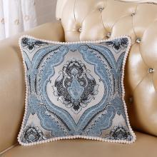 DREAM HOME 欧式沙发抱枕靠垫套床头汽车美式办公室靠枕 克罗地亚靠垫558871