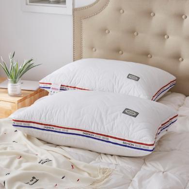 VIPLIFE全棉深睡眠舒適枕 羽絲絨枕頭