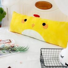 羽芯家紡   貼布繡卡通長條大靠墊靠枕枕頭