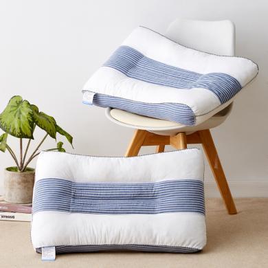 羽芯家紡 新款枕芯全棉水洗棉決明子定型枕頭 枕芯