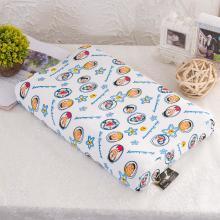 【下單減10元/兒童專用款】VIPLIFE天然乳膠兒童枕頭 全棉面料防螨蟲家用乳膠枕芯護頸椎兒童枕