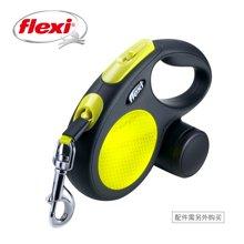 Flexi福莱希福来希土豪金Plus系列狗狗自动伸缩牵引绳狗链正品 绳状XS号-3米8KG