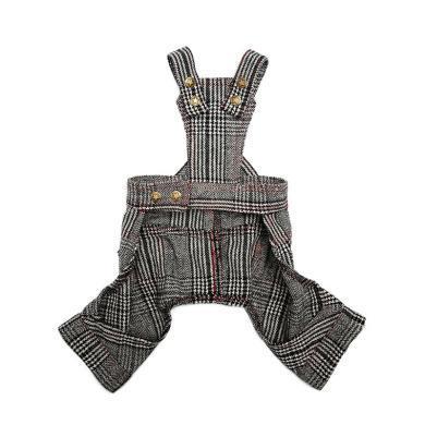 GYAPET2019新品寵物服紳士狗狗衣服襯衣搭配背帶褲