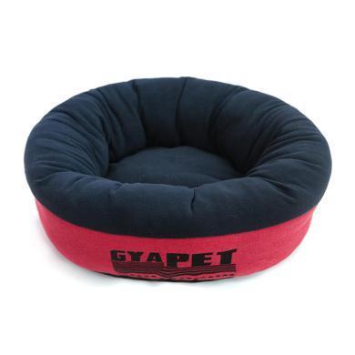 GYAPET 寵物用品圓形四季通用深睡眠小型犬寵物窩貓窩狗墊子