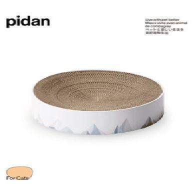 pidan山谷猫抓板磨爪器大瓦楞纸猫窝耐磨猫玩具猫抓板窝猫咪用品