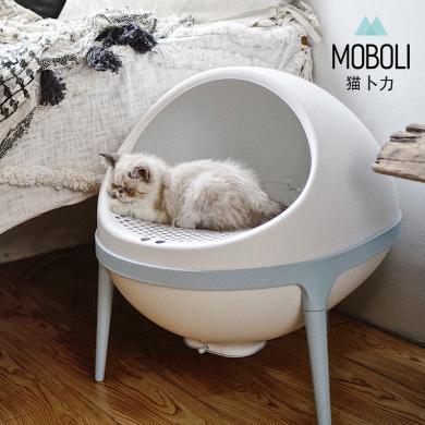 猫卜力MOBOLI行星猫厕所
