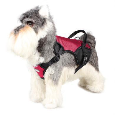 狗狗胸背帶中大型犬狗繩金毛防爆沖寵物背帶1734