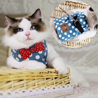 TUFF HOUND?#39277;?#29301;引绳猫绳子宠物猫牵引绳拴猫绳猫链子外出遛猫绳