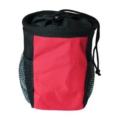優貝卡 新款時尚寵物訓練用品腰包戶外寵物零食收納包腰包