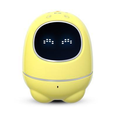科大訊飛 阿爾法超能蛋TYMY1 黃色 學習機智能機器人