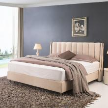 皇家爱慕品牌卧室家具 现代简约布艺床 双人/单人床1.8*2米