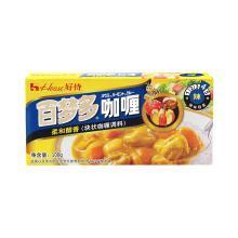 百梦多咖喱辣味(100g)