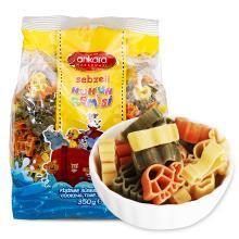 安卡拉三色动物形蔬菜意面(350g)