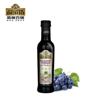 FILIPPO BERIO翡丽百瑞摩德纳香脂醋意大利黑醋葡萄醋250ml