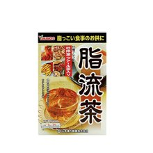 【香港直邮】日本山本汉方脂流茶24包*1盒