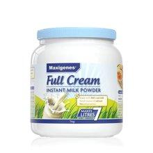 【官方授权 国内仓发货】澳洲美可卓蓝胖子奶粉进口 儿童孕妇学生青少年成人高钙全脂1kg