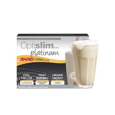 1盒*澳洲Optislim 白金版代餐奶昔巧克力味 25gX21袋【海外直邮】