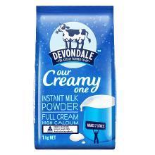 澳洲进口德运奶粉青少年成人奶粉冲饮调制乳粉1kg