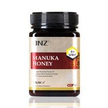DNZ新西蘭進口蜂蜜純凈天然麥盧卡蜂蜜UMF5+ 500g