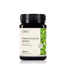 DNZ新西兰原装进口蜂蜜天然成熟蜜白三叶草蜂蜜500g包邮