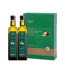 牛油果油 婴幼儿食用宝宝儿童辅食营养油新西兰进口500mlX2礼盒装