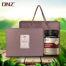 DNZ蜂蜜礼盒 新西兰麦卢卡蜂蜜umf5+节日送礼商务礼盒生日礼盒*1瓶装