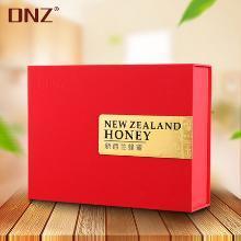 DNZ蜂蜜礼盒 umf10+250g双瓶装新年送礼生日礼盒商务礼盒红色